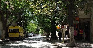 Aïn Beïda, Oum El Bouaghi Commune and city in Oum El Bouaghi Province, Algeria
