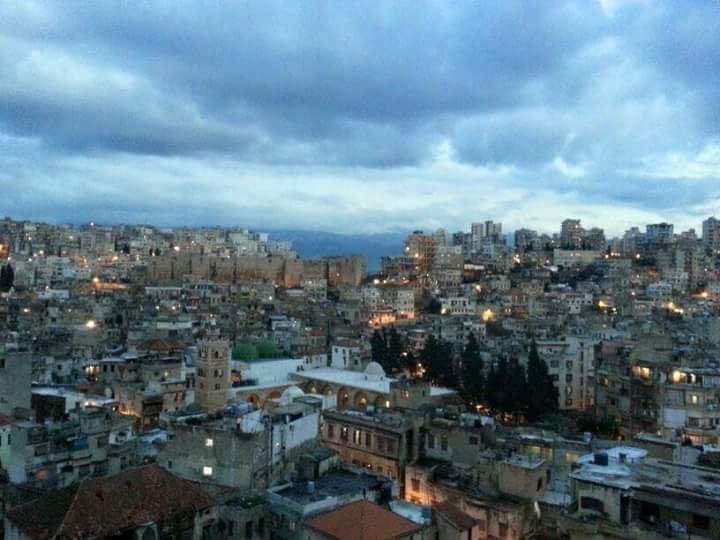 مدينة طرابلس شمال لبنان