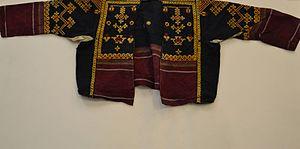 Kasuti - Kasuti embroidery work on Ravike ca. 1855-1879.