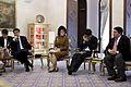 กลุ่มผู้ค้าสลากกินแบ่งรัฐบาล เข้าพบนายกรัฐมนตรี ณ ห้อง - Flickr - Abhisit Vejjajiva (2).jpg