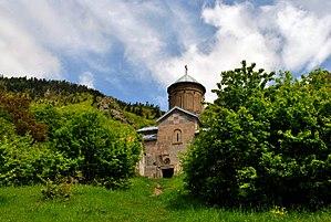 Chulevi Monastery - Chulevi monastery