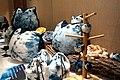 三峽區歷史文物館內展示的藍染作品「藍色Party」.jpg