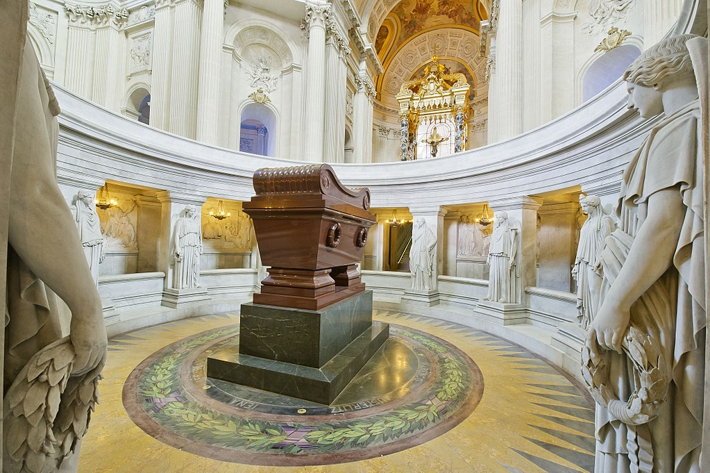 Tomb of Napoleon - Virtual Tour