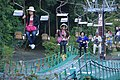 松山城纜車 Matsuyama Castle lifts - panoramio.jpg