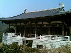 Goddess of Mercy Hall (平安山观音殿)
