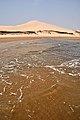 翡翠岛海滨沙丘 Coastal dunes in Feicuidao, Changli - panoramio.jpg