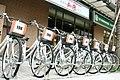 臺北縣政府公共自行車 20091215b.jpg