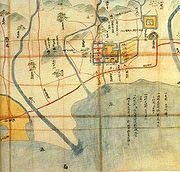 花隈城之战