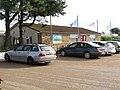 -2018-09-16 Reception, Trimingham Holiday caravan park, Trimingham.JPG