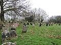 -2020-01-22 Churchyard of Parish church of Saint Botolph's, Hevingham.JPG
