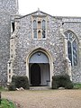 -2020-01-22 The porch of Parish church of Saint Botolph's, Hevingham.JPG