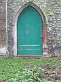 -2020-12-05 Gothic arched doorway, north facing elevation, All Saints, Gimingham.JPG