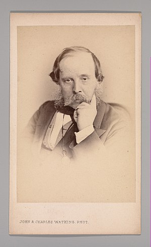 Charles Baxter (painter) - Charles Baxter in the 1860s