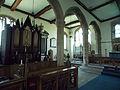 002 Stoke Rochford Ss Andrew & Mary, interior - north chapel from chancel.jpg