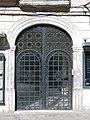 018 Ca Gomà, pl. del Pati 2 (Valls), portal.jpg