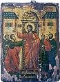 061 Incredulity of Thomas Icon from Saint Paraskevi Church in Langadas.jpg