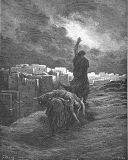 066.The Levite Carries the Woman's Body Away