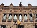 089 Casa Ramon Casas, pg. de Gràcia 96 (Barcelona), galeria de balcones.jpg