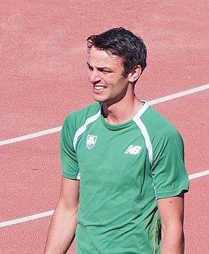 Thomas Barr (athlete) - Thomas Barr at 2015 European Team Championships First League.