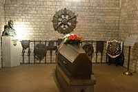 0939 Józef Piłsudski Sarcophagus.JPG