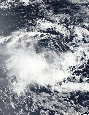 2016–17 Australian region cyclone season - Image: 09U 2017 01 07 0750Z