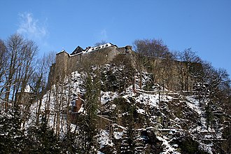 Monschau - Image: 0 Monschau Burg (1)