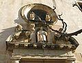 102 Sant Feliu d'Alella, frontó i imatge del sant titular.jpg