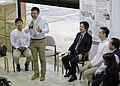 11.10 副總統參訪「農民市集」及「新埔鎮農會產業交流中心」 (50586275082).jpg