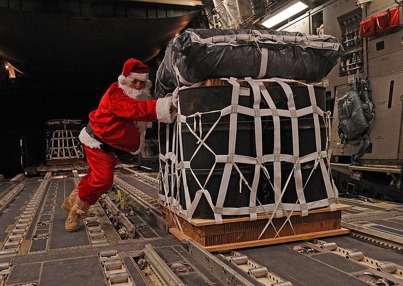 Reality Check re: Black Santa