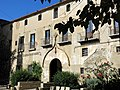 111 Sant Jeroni de la Murtra, façana sud.JPG