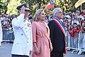 11 Marzo 2018, Ministra Cecilia Perez participa en la llegada del Prdte. Sebastian Piñera a La Moneda. (40046404344).jpg