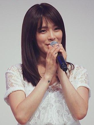 Kahi (singer) - Kahi in May 2012