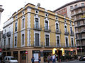 122 Edifici al c. Lasauca 30, façana de l'av. Salvador Dalí.jpg