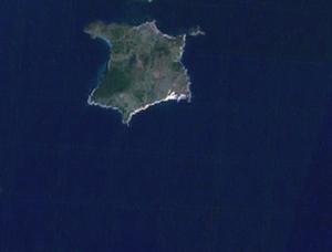 Reyneke Island - Satellite image of Reyneke Island