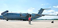 95-0105 - C17 - Air Mobility Command