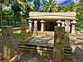 13th to 14th century Jain temple ruins at Sulthan Bathery (Tipu Sultan Battery, previously Ganapathi Vattam) Kerala India.jpg