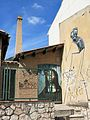 142 Antiga fàbrica tèxtil Cetriko, al c. Sant Martí (Centelles).jpg