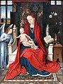 1485 Memling Thronende Maria mit Kind und Engel anagoria.JPG