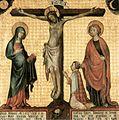 14th-century unknown painters - Calvary of Hendrik van Rijn - WGA24014.jpg