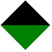 17th Battalion AIF Unit Colour Patch