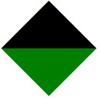 17th Battalion (Australia) - Image: 17th Battalion AIF Unit Colour Patch