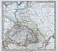 1862 Stieler Map of Poland and Hungary - Geographicus - Polen-perthes-1862.jpg