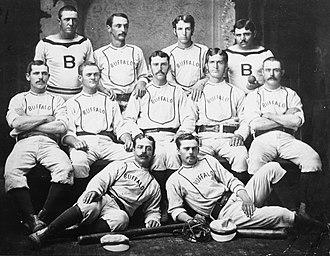 Buffalo Bisons (IA) - The 1878 Buffalo Bisons