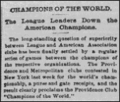 1884 newspaper clipping describing the first World Series.png