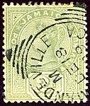1889 2d Jamaica Mandeville SG28.jpg