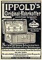 1905 Annonce Gottfried Luithard Lippold Dresdner Kofferfabrik, Dresden.jpg