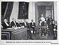 1908-06-06, Blanco y Negro, Recepción del marqués de Cerralbo en la Academia de la Historia, Cifuentes.jpg