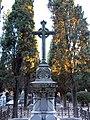 190 Cementiri de Vilafranca del Penedès, creu.JPG