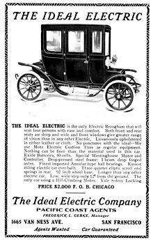 Milburn Electric Car Wiki