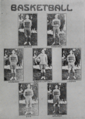 1914 Clemson Tigers basketball team (Taps 1914).png